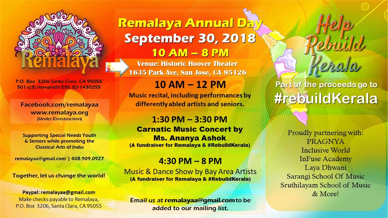 Remalaya Annual Day 2018